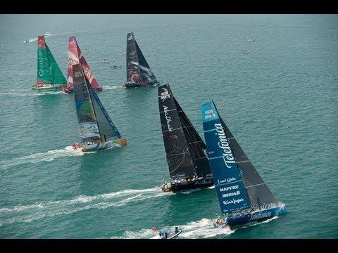 Leg 4: Sanya to Auckland 30min Redux | Volvo Ocean Race 2011-12