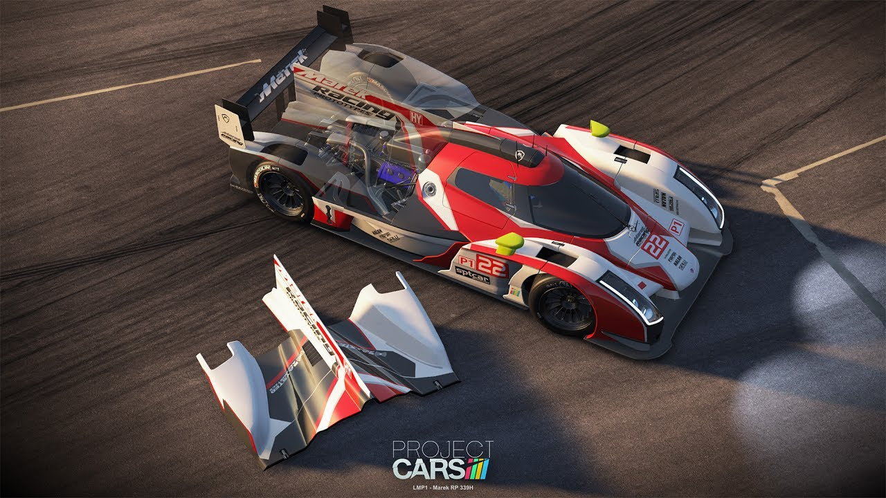 project cars ps4 lmp1 n rburgring gp quali rennen. Black Bedroom Furniture Sets. Home Design Ideas