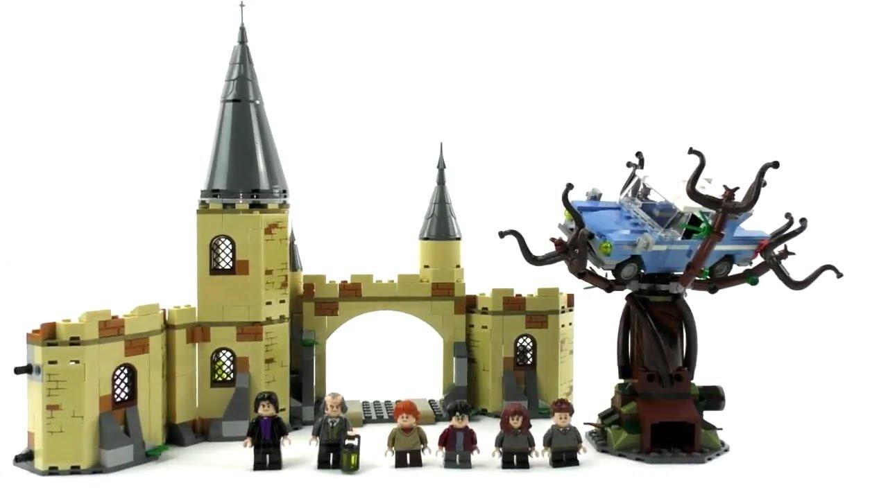 Lego Harry Potter Die Peitschende Weide