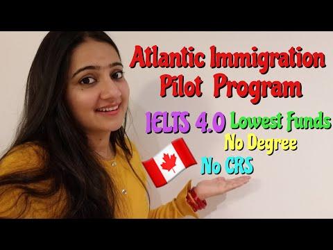 AIPP (Atlantic Immigration Pilot) | Easiest Canada Immigration Program