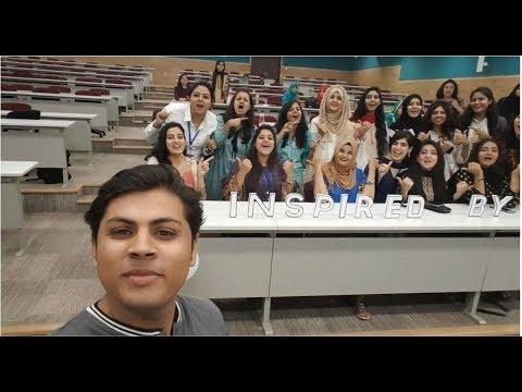 Habib University | IBH | HU Olympaid | VLog 07 | AR