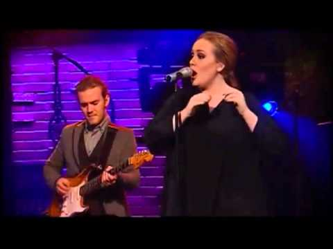Adele live at MTV Canada (Full)