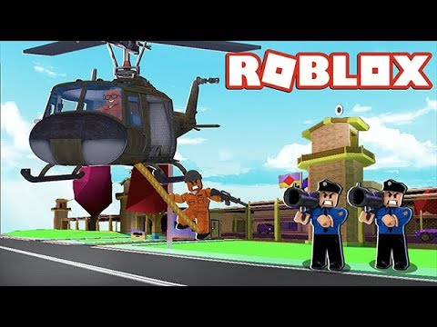 Roblox Jailbreak 99 - NEW MISSILES UPDATE FOR MILITARY HELICOPTER