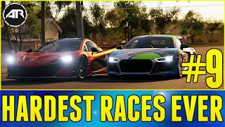 Forza Horizon 3 Let's Play : HARDEST RACES EVER!!! (Part 9)