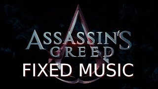 Assassin's Creed Trailer (Fixed Music) - 3 Versions