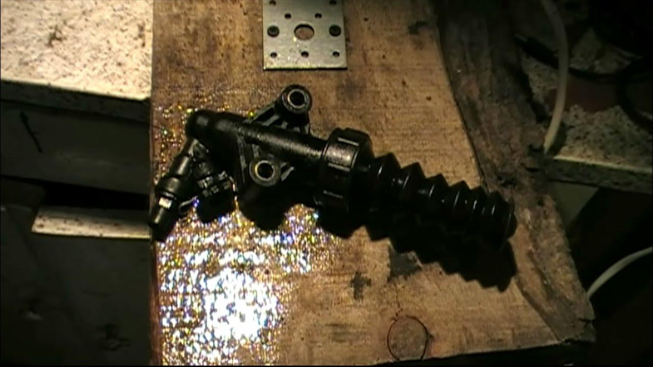 Замена рабочего цилиндра сцепления пежо 407 Установка противотуманных фар мазда 5