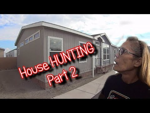 House Hunting For The Right Mobile/Modular Home - Part 2