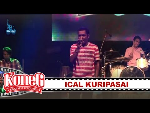 KONEG LIQUID feat Ical Kuripasai - RUDE [MAGIC! Dangdut Version Cover] [KoNeG JOGJA - Liquid Cafe]