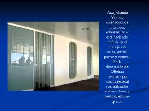 Fotos de decoraci n de oficinas m dicas interiores de for Casas modernas interiores