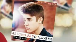Justin Bieber - As Long As You Love Me (Paulo & Jackinsky Club Mix)(Video Edit)