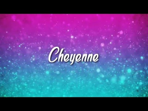 Jason Derulo - Cheyenne lyrics