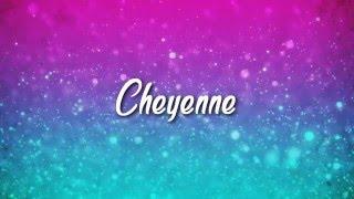 Repeat youtube video Jason Derulo - Cheyenne lyrics
