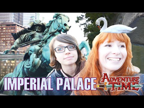 Too much excitement at IMPERIAL PALACE 皇居周辺を散策!