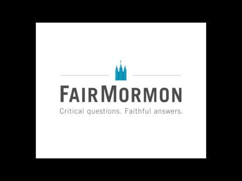 Joseph Smith's Polygamy --Dr. Brian Hales-- Fair Mormon Podcast