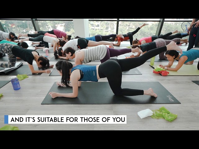 30+ FREE HIIT Workout & Yoga Studio Classes In Singapore