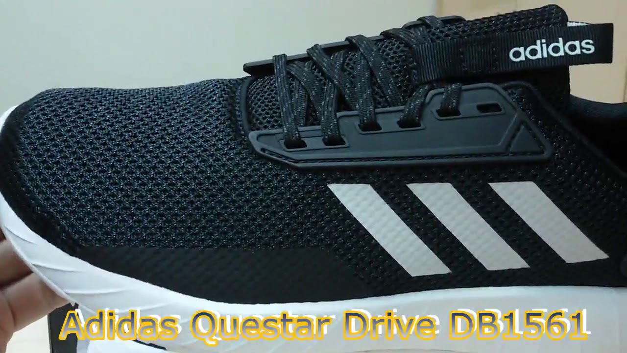 Unboxing Sneakers Adidas Questar Drive