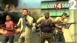 Left 4 Dead 2 по сети #4  ✪ЭДВИН ПРОТИВ ЗОМБИ | #Игры #IMac #Steam