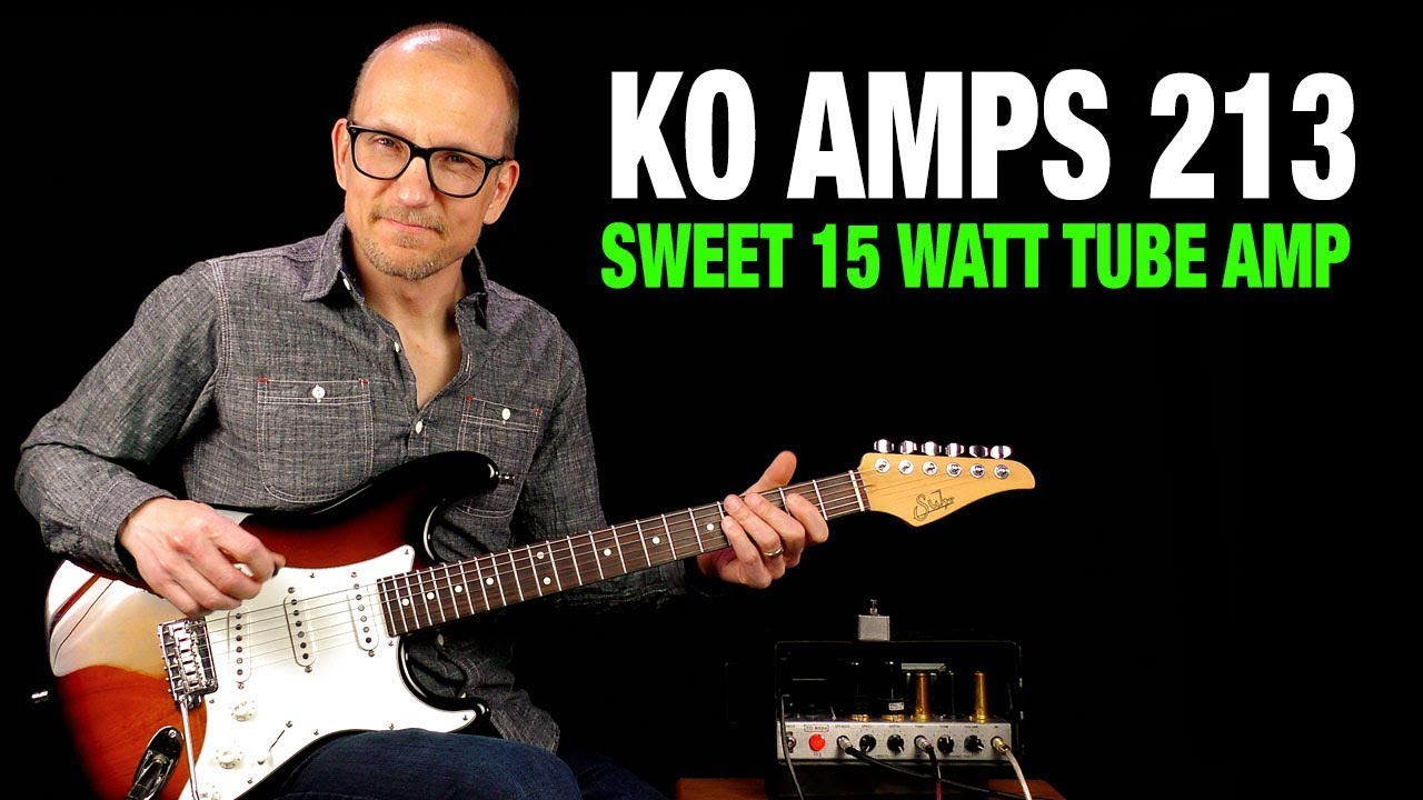 Ko Amps 213 Demo Review Youtube