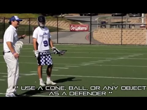 How To Be The Best Lacrosse Player Training Drills Youtube