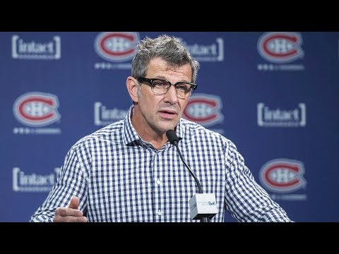 Looking at Marc Bergevin's Trade and Draft History