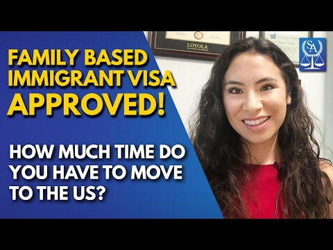 Your Family-Based Immigrant Visa Was Approved Overseas (What You Should Know)