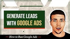 Google Adwords Tutorial: How to Advertise on Google for Beginners | PPC Lead Generation Strategies!