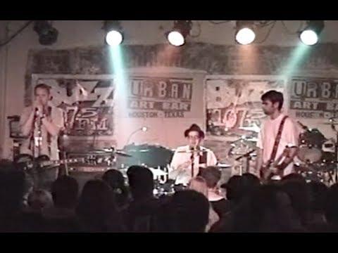 Nerf Herder live at Houston's Urban Art Bar on March 24, 1997