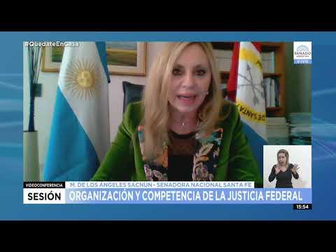 Sacnun: El fortalecimiento de la Justicia Federal en Santa Fe es histórico