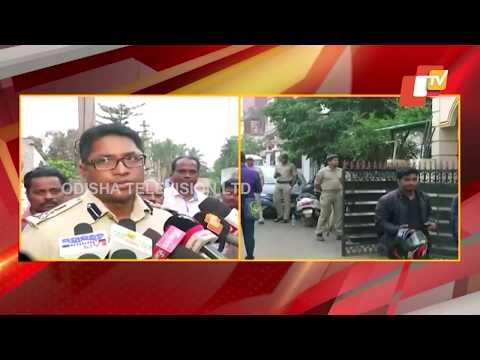 Firing At Girl Student-Live From Bhubaneswar