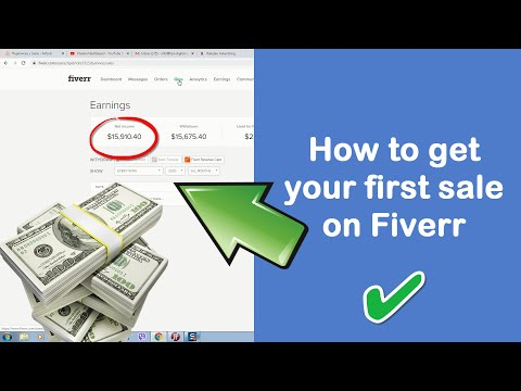 Ways to Earn cash On Fiverr - A Deep Considered
