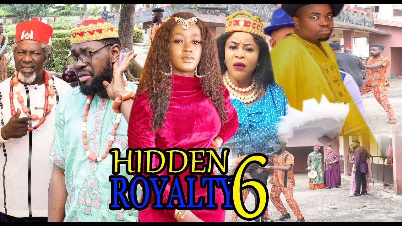 HIDDEN ROYALTY Season 6 (NEW HIT MOVIE) Trending 2020 Nigerian Nollywood Movie || Luchy Donald
