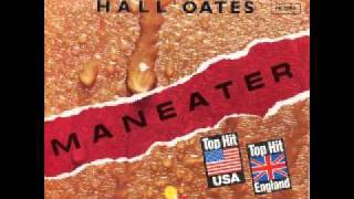 Daryl Hall & John Oates - Maneater (Extended Club Mix) 1982
