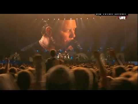 Metallica - Die Die My Darling ( Rock Am Ring 2008 )