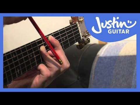 A Shape Major Barre Chord Grip - How to Play Guitar - Stage 3 Guitar Lesson [IM-131]