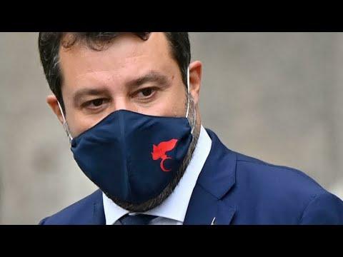...إيطاليا: انطلاق محاكمة وزير الداخلية السابق ماتيو سا  - نشر قبل 5 ساعة