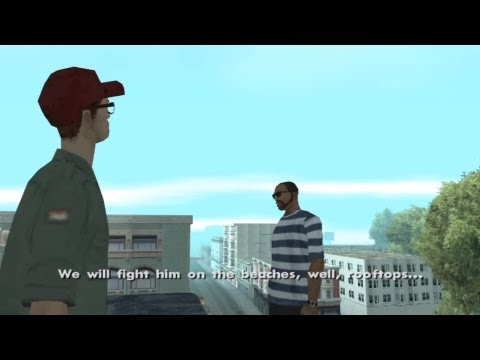 Air Raid - GTA: San Andreas Mission #47