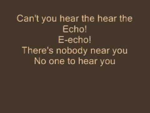 echo-gorilla zoe*Lyrics*