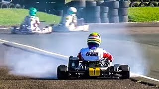 Super 1 Karting 2017, Rd 9, Part 6, OK Senior Class