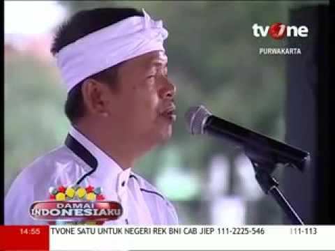Duh Indung: Kang Dedi mulyadi (Bupati Purwakarta) Feat MK9