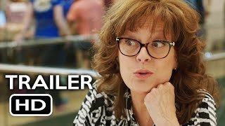 The Meddler Official Trailer #1 (2016) Susan Sarandon, Rose Byrne Comedy Movie HD