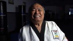 John Natividad: a Chuck Norris Black Belt.