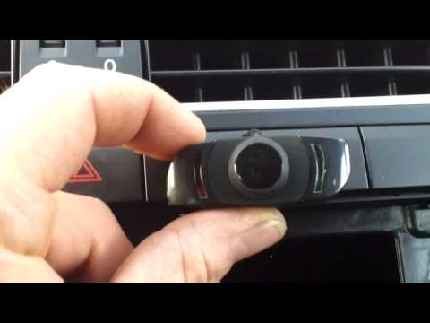 Polo 6r Parrot Install How To Fit Hands Free