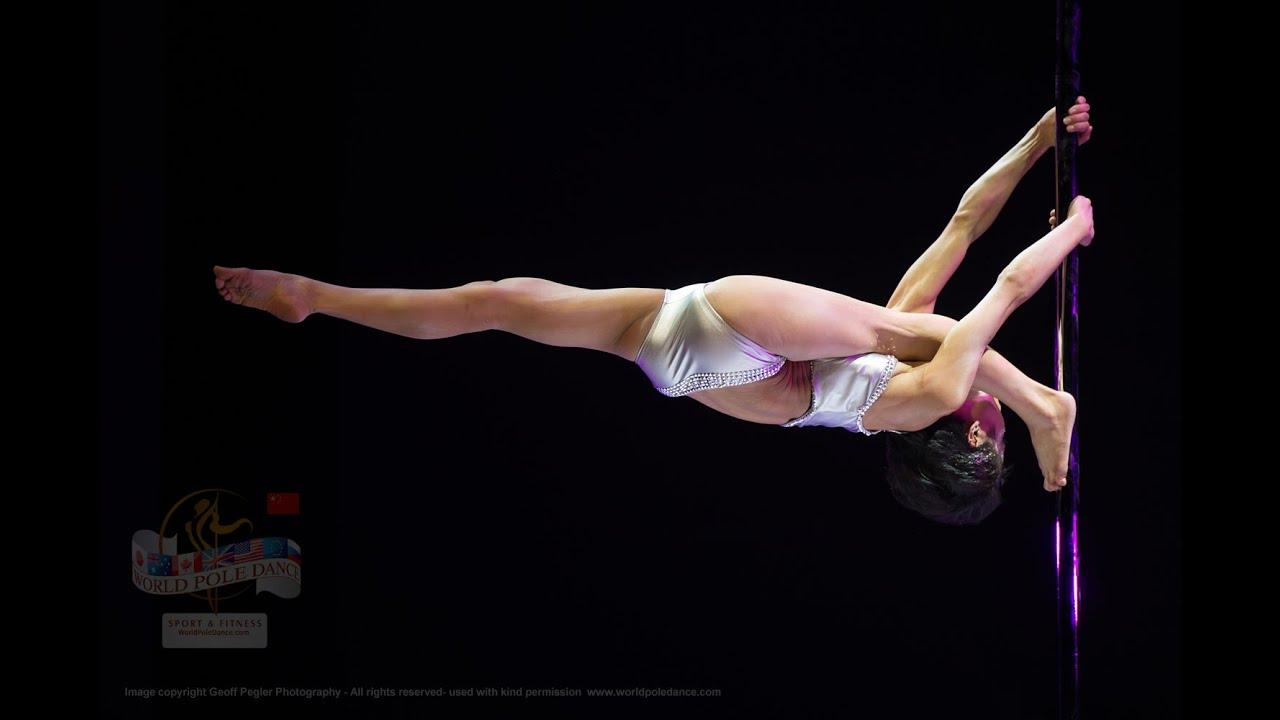 Fang Yi China World Pole Dance Championships Beijing China Youtube