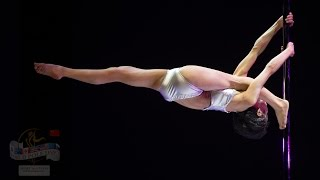 Fang Yi – CHINA - World Pole Dance Championships - Beijing, China