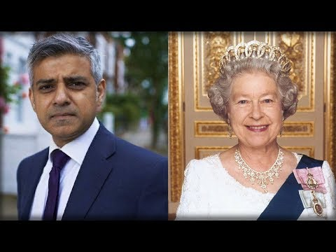 THE QUEEN OF ENGLAND JUST DESTROYED LONDON'S MUSLIM MAYOR WITH 1 MOVE