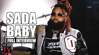 Sada Baby on Whole Lotta Choppas, Joining Bloods, No Comment on Tee Grizzly&42 Dugg (Full Interview)
