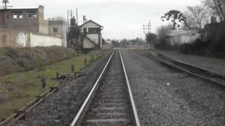 Tren local de partiendo de estación Gonzalez Catan - FerroGlew97