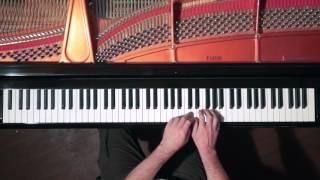 Bach Sinfonia No.1 - P. Barton, FEURICH Harmonic Pedal piano