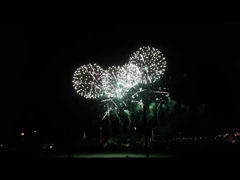 170722 Montreal Fireworks 2017 France