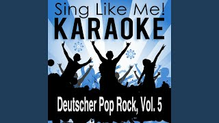 Ja, ich will (Karaoke Version With Guide Melody) (Originally Performed By Peter Maffay)